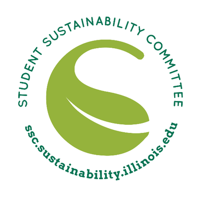 UI Student Sustainability Committee logo