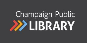 Champaign Public Library logo